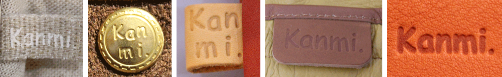 Kanmi. のロゴ
