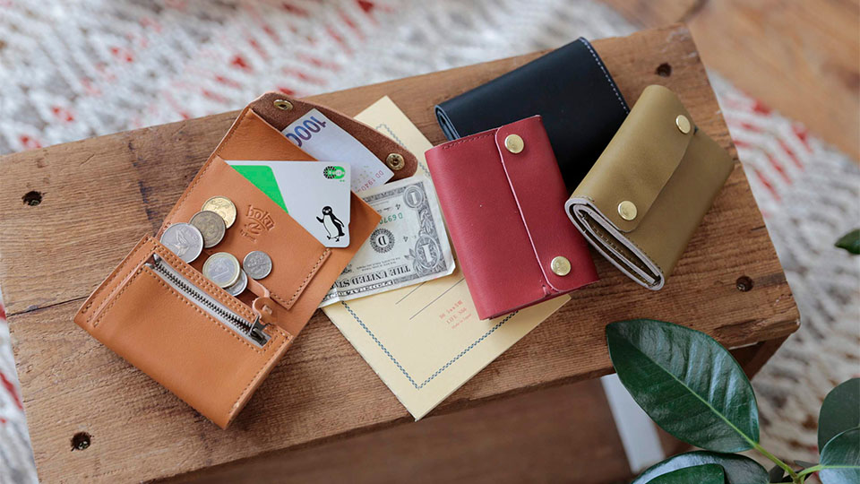 メンズにおすすめの財布・小物