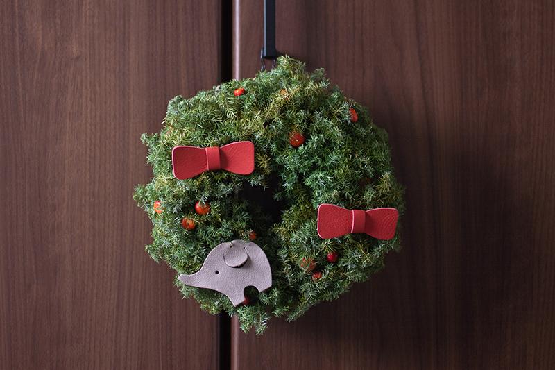 クリスマスリースキット